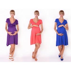 Sukienka ciążowa 8416
